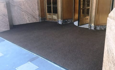 140 West St. Outside and Lobby Mats