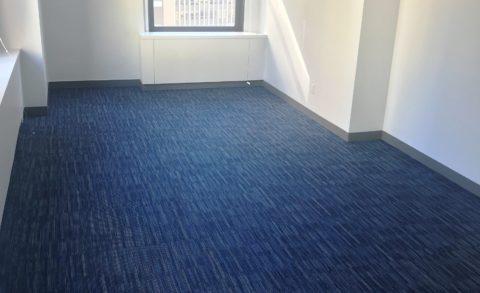 50 Broadway 27th fl office carpet tile