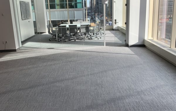 4 Bryant Park Office Carpeting