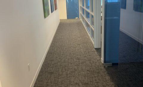 399 Park Ave office walk ways