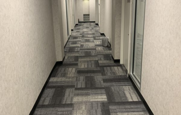 75 Maiden Lane Hallway Carpet