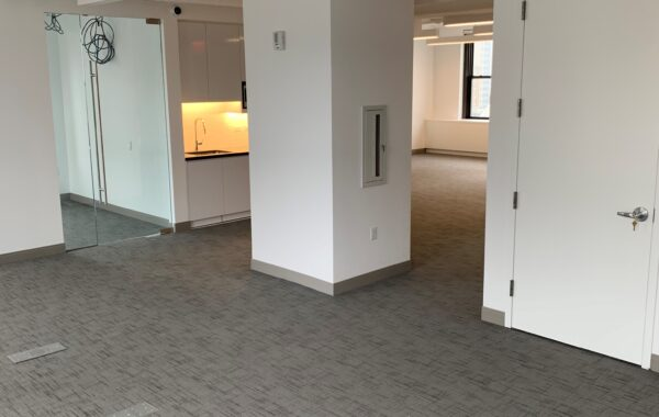 535 5th ave – Office installation