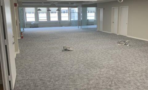 49 W 23rd st office carpet tile
